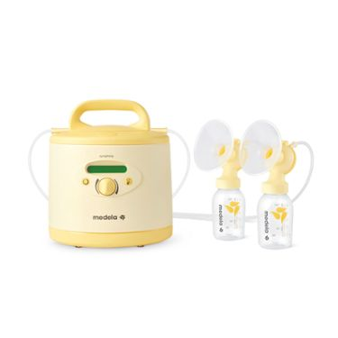 Medela Symphony breast pump with PersonalFit PLUS Pumpset