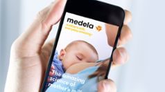 Medela Amazing Breast Milk e-book promotion