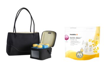Medela breastfeeding accessories